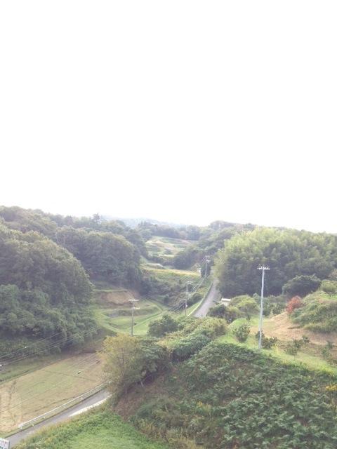 淡路島の田園風景