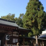 近くの神社
