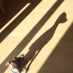 イタグレの影って、かっこいい!!