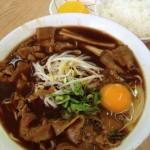 徳島でラーメンを食べるが、拗ねて変顔を披露するイタグレ