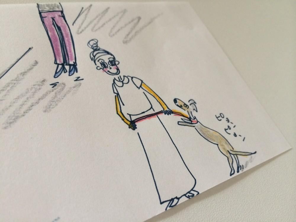 愛犬が散歩やお出かけの時に知らない人に飛びつく場合のしつけ【犬の育て方 vol.34】