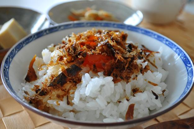 土鍋で炊く白飯はやっぱり最高に美味いね!