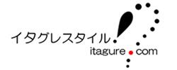 アラタハウスのオリジナル商品にロゴ「!」を刺繍する
