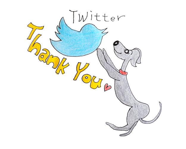 Twitterのプレゼント企画「フォロワー200人ありがとう!」