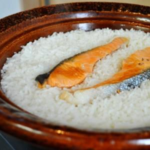 超簡単!なのに超美味しい!鮭の「塩!炊き込み御飯」冷凍すれば保存食としてもGood!!