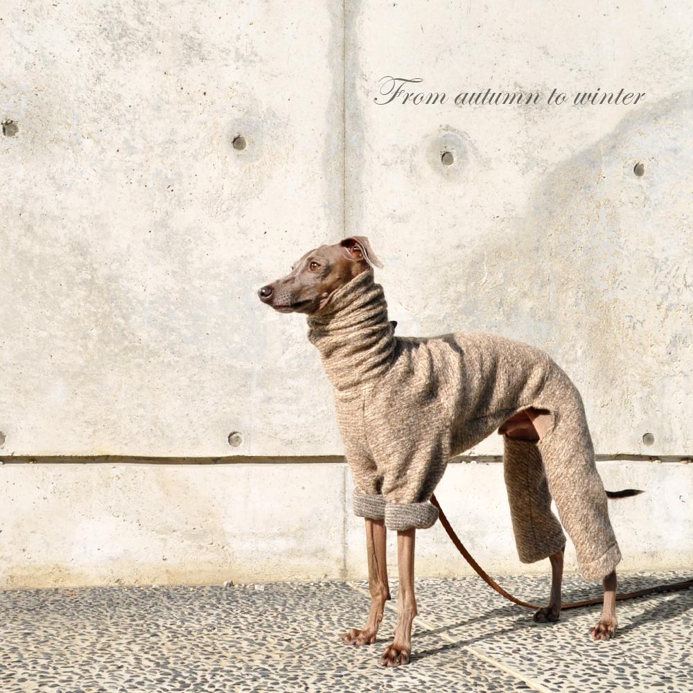 「2015イタグレ冬服」エレガントなイタリア製ニットに包まれる幸せ♡冬はもうすぐそこ!