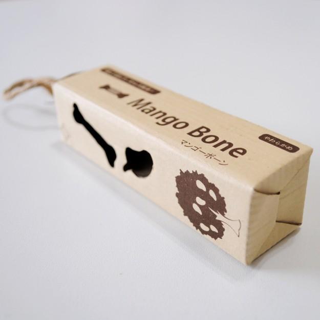 2年ぶりに買ったイタグレBuono!のおもちゃ。「マンゴーボーン」