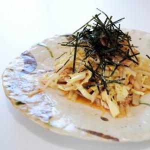 「大根とキャベツの超簡単サラダ」どんどん大根をくれる隣のおばあちゃんのレシピ