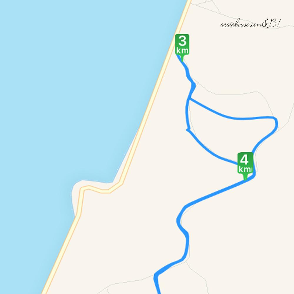 愛犬と淡路島を散歩する。「海が見える土地にプライベートランを作ろう!」