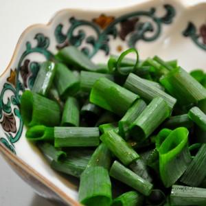 葱が旨い。白菜が旨い。そして、安い。
