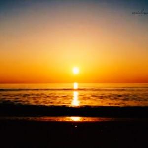 淡路島の夕焼けが、人の心を