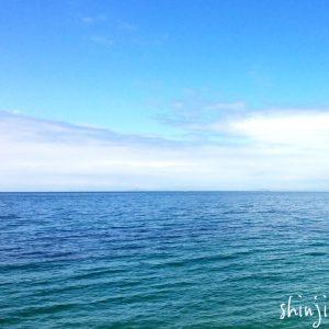 涙を流す、海が綺麗な理由